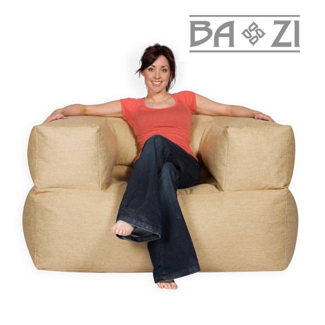 BaZi® Bean Bag Armchair Natural