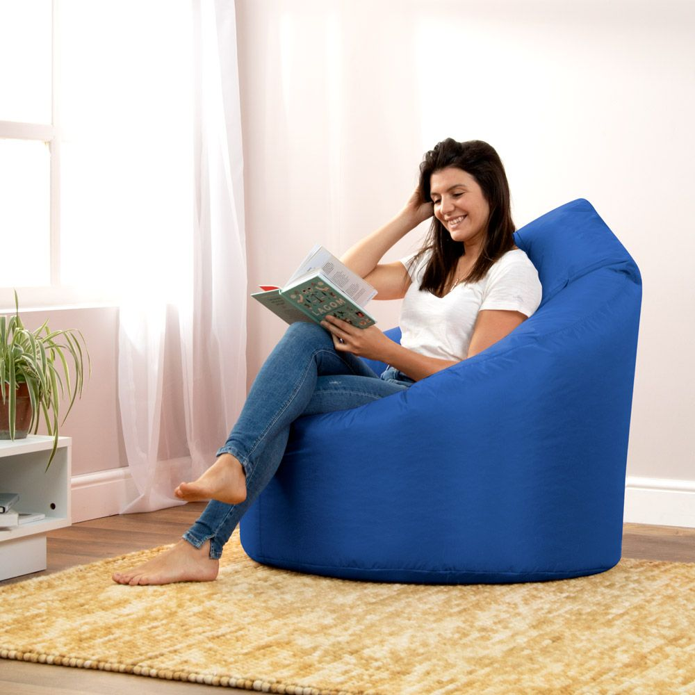 The Teardrop Bean Bag Chair Indoor Outdoor