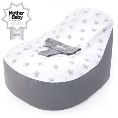 Bambeano Baby Bean Bag Grey