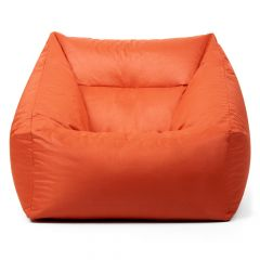 Terracotta Indoor Outdoor Bean Bag Armchair