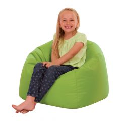 Lime Green Medium Bean Bag