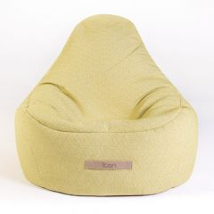 aloe green serenity lounger white background