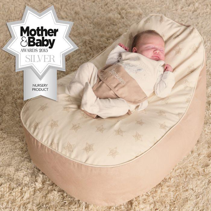 Surprising Bambeano Baby Bean Bag Machost Co Dining Chair Design Ideas Machostcouk