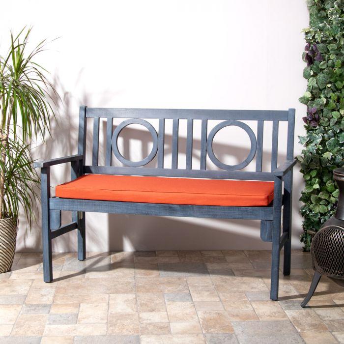 2 Seater Bench Pad, Waterproof Garden Bench Pads Uk