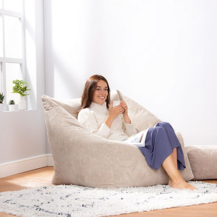 Wondrous Icon Soul Cord Lounge Chair Bean Bag Caraccident5 Cool Chair Designs And Ideas Caraccident5Info