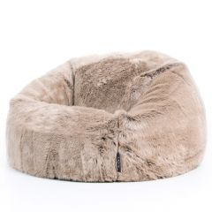 Mink Faux Fur Bean Bag
