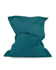 teal giant floor cushion bean bag