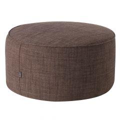 ICON Wool Effect Pouffe