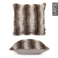 ICON™ Bavarian Wolf Faux Fur Cushion