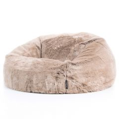 Mink Fur Bean Bag