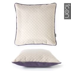 ICON™ Diamond Pop Cushion, Heather