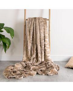 ICON™ Luxury Faux Fur Throw