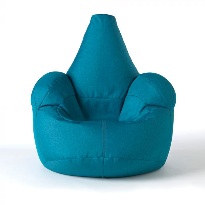 Teal ICON Recliner bean bag