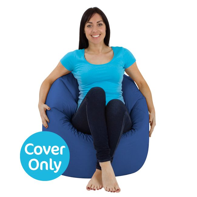 Cover Large Bean Bag With Handle Indoor Outdoor