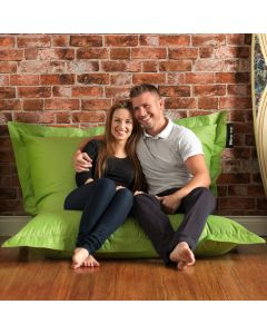 Lime Green indoor Bean Bag Couple