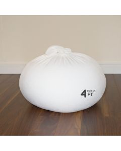4 Cubic Feet Bean Bag Filling
