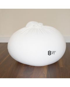8 Cubic Feet Bean Bag Filling