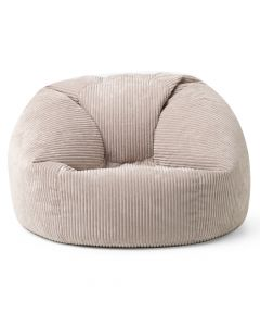 Retro jumbo cord bean bag