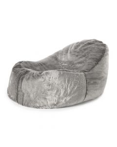 Fur Lounger Bean Bag