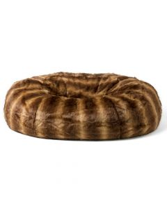 Luxury faux Fur Giant Bean Bag