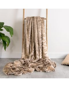 ICON™ Luxury Faux Fur Throw