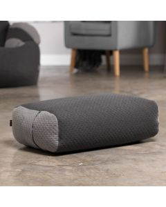 ICON™ Dot Pop Footrest, Charcoal