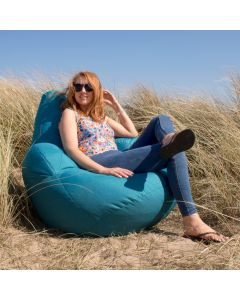 ICON Outdoor Bean Bag Chair in Teal