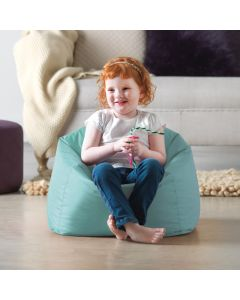 Duck Egg toddler bean bag seat
