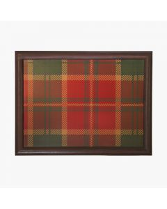 Traditional Tartan Laptray