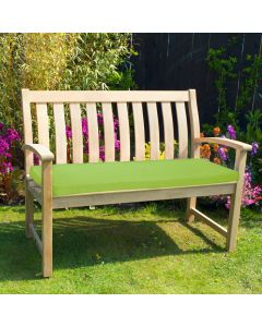 3 Seater Bench Pad, Lime