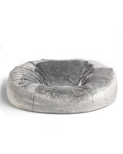 XXXL Giant Bean Bag in Faux Fur