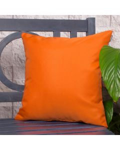Orange Outdoor Cushion