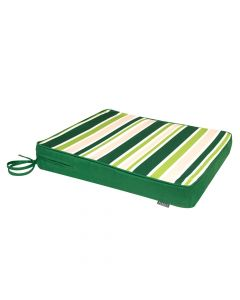 Pavilion Stripe Garden Chair Cushion