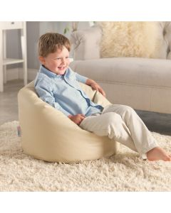 Natural Toddler Bean Bag