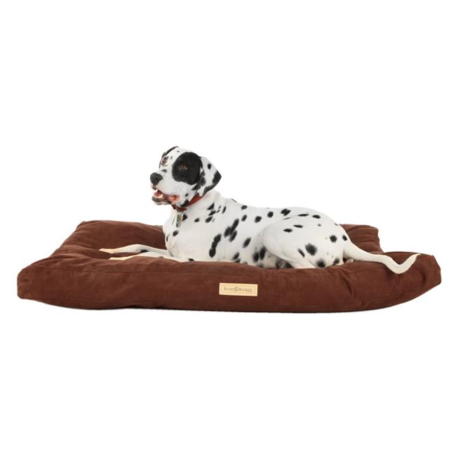 Beds Ruff & Barker® Dog Bean Bag Brown MED/LRG