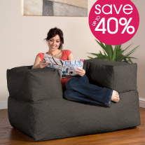Save on Bean Filled Furniture
