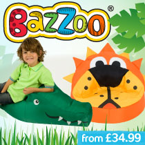 BazZoo Animal Bean Bags