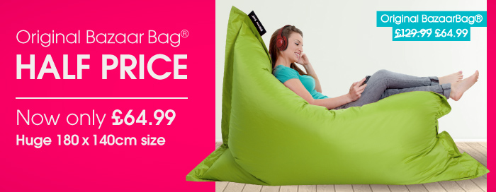 Biggest Bean Bag Bazaar Bag
