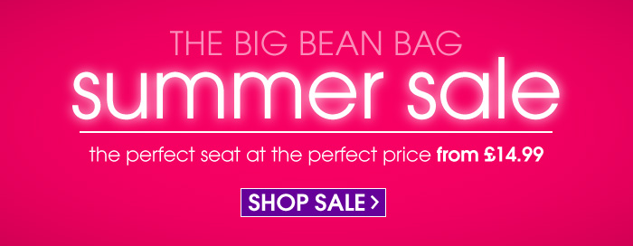 Big Bean Bag Summer Sale