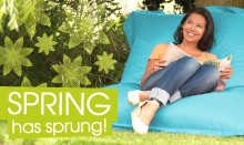 Bean Bags for Spring