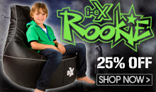 i-eX Rookie Kids Gaming Chair