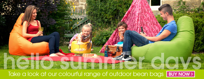 Summer Outdoor Bean Bags