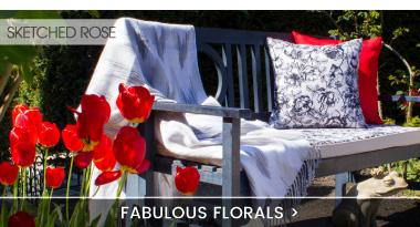 Floral Cushions - banner