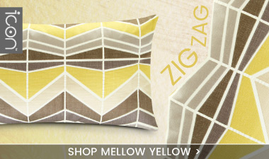 Yellow Cushions - banner