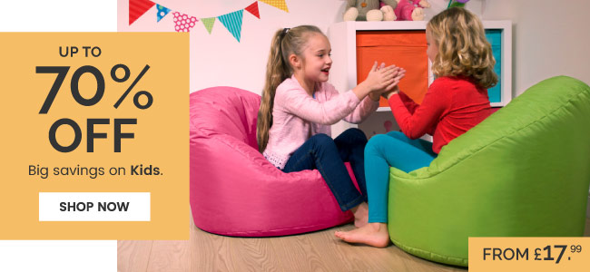Kids Bean Bags - Category