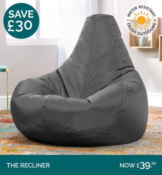 Outdoor Recliner Bean Bag