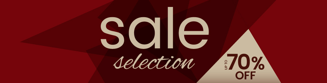 Sale selection - banner