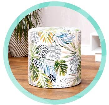 New palm house velvet