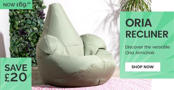 Oria Bean Bag - Mobile