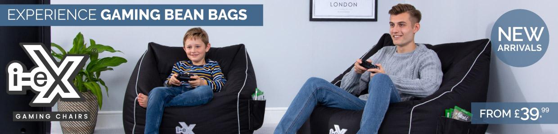 Gaming Bean Bags - Desktop